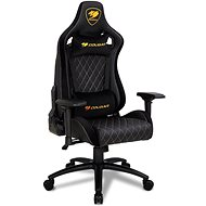 Cougar-Rüstung mit Royal Game Chair - Gaming Stuhl