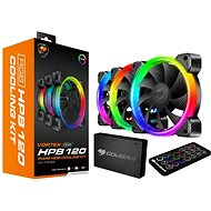 Cougar VORTEX HDB RGB COOLING KIT - PC-Lüfter