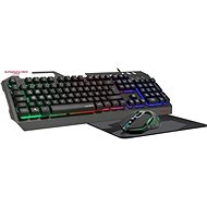 SPEED LINK Tyalo Set, schwarz, CZ / SK - Tastatur/Maus-Set