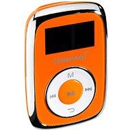 INTENSO MUSIC MOVER 8GB Orange - MP3 Player