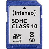 Intenso SD Card Class 10 8GB - Speicherkarte