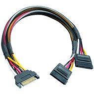 AKASA SATA Power Splitter - Charging Splitter