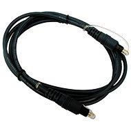 ROLINE optisches Audio Toslink, Verbindungkabel, 3m - Audio Kabel