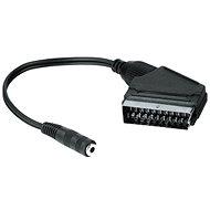 Hama SCART Audio schwarz - Adapter