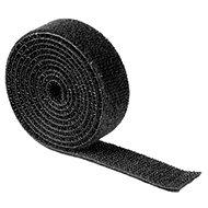 Universal-Umreifungsband 1 m schwarz - Kabel-Organizer