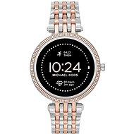 Michael Kors MKT5129 Darci Gen 5E 43mm Multi Color Edelstahl - Smartwatch