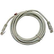 OEM-Patch-Kabel, CAT5e UTP Crossover (Kreuz), 3m - Netzkabel