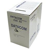 Datacom, Draht, CAT5 UTP, 305 Meter, Box - Netzkabel