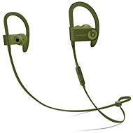 Beats Powerbeats 3 Wireless, Turf Green - Kopfhörer mit Mikrofon