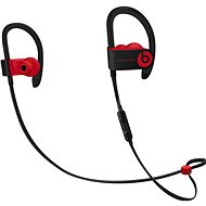 Beats PowerBeats3 Wireless schwarz und rot - Kopfhörer mit Mikrofon