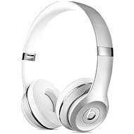 Solo3 Beats Wireless Silber - Drahtlose Kopfhörer