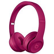 Kopfhörer Beats Solo3 Wireless - Weinrot - Drahtlose Kopfhörer