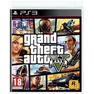 PS3 - Grand Theft Auto V - Konsolenspiel