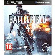 PS3 - Battlefield 4 - Konsolenspiel