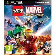 LEGO Marvel Super Heroes - PS3 - Konsolenspiel