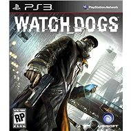 Watch Dogs- PS3 - Konsolenspiel