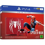 PlayStation 4 1TB Slim Spider-Man Limited Edition - Spielkonsole