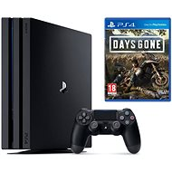 PlayStation 4 Pro 1 TB + Days Gone - Spielkonsole