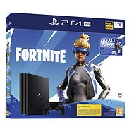 PlayStation 4 Pro 1 TB + Fortnite - Spielkonsole