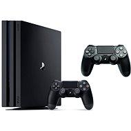 PlayStation 4 Pro 1 TB + 2x DualSchock 4 - Spielkonsole