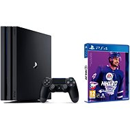 PlayStation 4 Pro 1 TB + NHL 20 - Spielkonsole