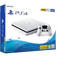 PlayStation 4 Slim 500 GB White - Spielkonsole