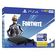 PlayStation 4 500GB + Fortnite - Spielkonsole