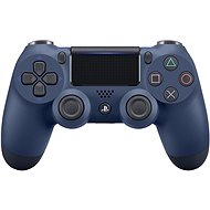 Sony PS4 Dualshock 4 V2 - Midnight Blue - Playstation 4 Controller - Wireless Controller