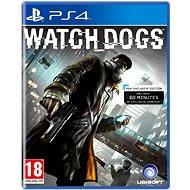 Watch Dogs - PS4 - Konsolenspiel