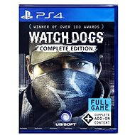 Watch Dogs Complete Edition - PS4 - Konsolenspiel