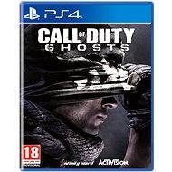 PS4 Call of Duty: Ghosts - Konsolenspiel