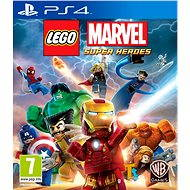 LEGO Marvel Super Heroes - PS4 - Konsolenspiel