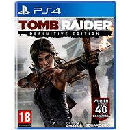 Tomb Raider: Definitive Edition - PS4 - Konsolenspiel