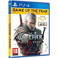 The Witcher 3: Wild Hunt Game of the Year Edition - PS4 - Konsolenspiel