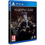 Middle-Earth: Shadow of War - PS4 - Konsolenspiel