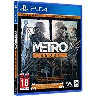 Metro Redux - PS4 - Konsolenspiel