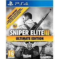 Sniper Elite 3 Ultimate Edition - PS4 - Konsolenspiel
