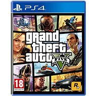 PS4 - Grand Theft Auto V - Konsolenspiel