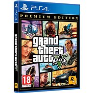 Grand Theft Auto V Premium Edition - PS4 - Konsolenspiel