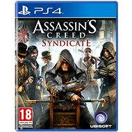 Assassins Creed: Syndicate CZ - PS4 - Konsolenspiel