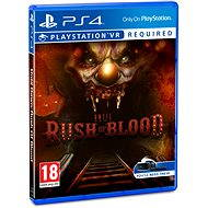 Until Dawn: Rush of Blood - PS4 VR - Konsolenspiel