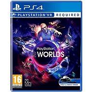 VR Worlds - PS4 VR - Spiel für die Konsole