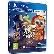 The Curious Tale of the Stolen Pets - PS4 - Konsolenspiel
