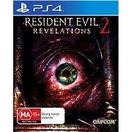 Resident Evil: Revelations 2 - PS4 - Konsolenspiel