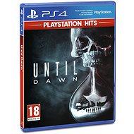 Until Dawn - PS4 - Konsolenspiel