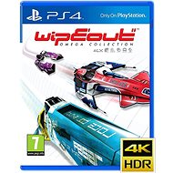WipEout: Omega Collection - PS4 - Konsolenspiel