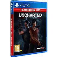Uncharted: The Lost Legacy - PS4 - Konsolenspiel