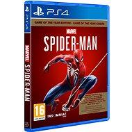 Marvels Spider-Man GOTY - PS4 - Konsolenspiel