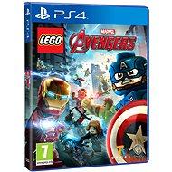 LEGO Marvel Avengers - PS4 - Konsolenspiel