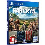 Far Cry 5 - PS4 - Konsolenspiel